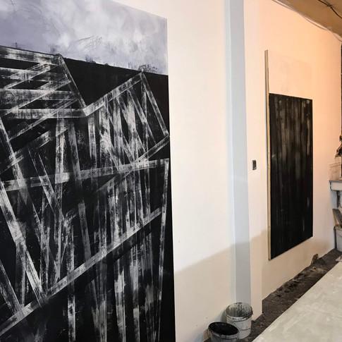 Studio View, 2018