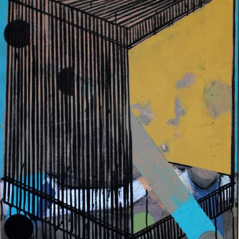 """""""Cagefight No.5"""""""