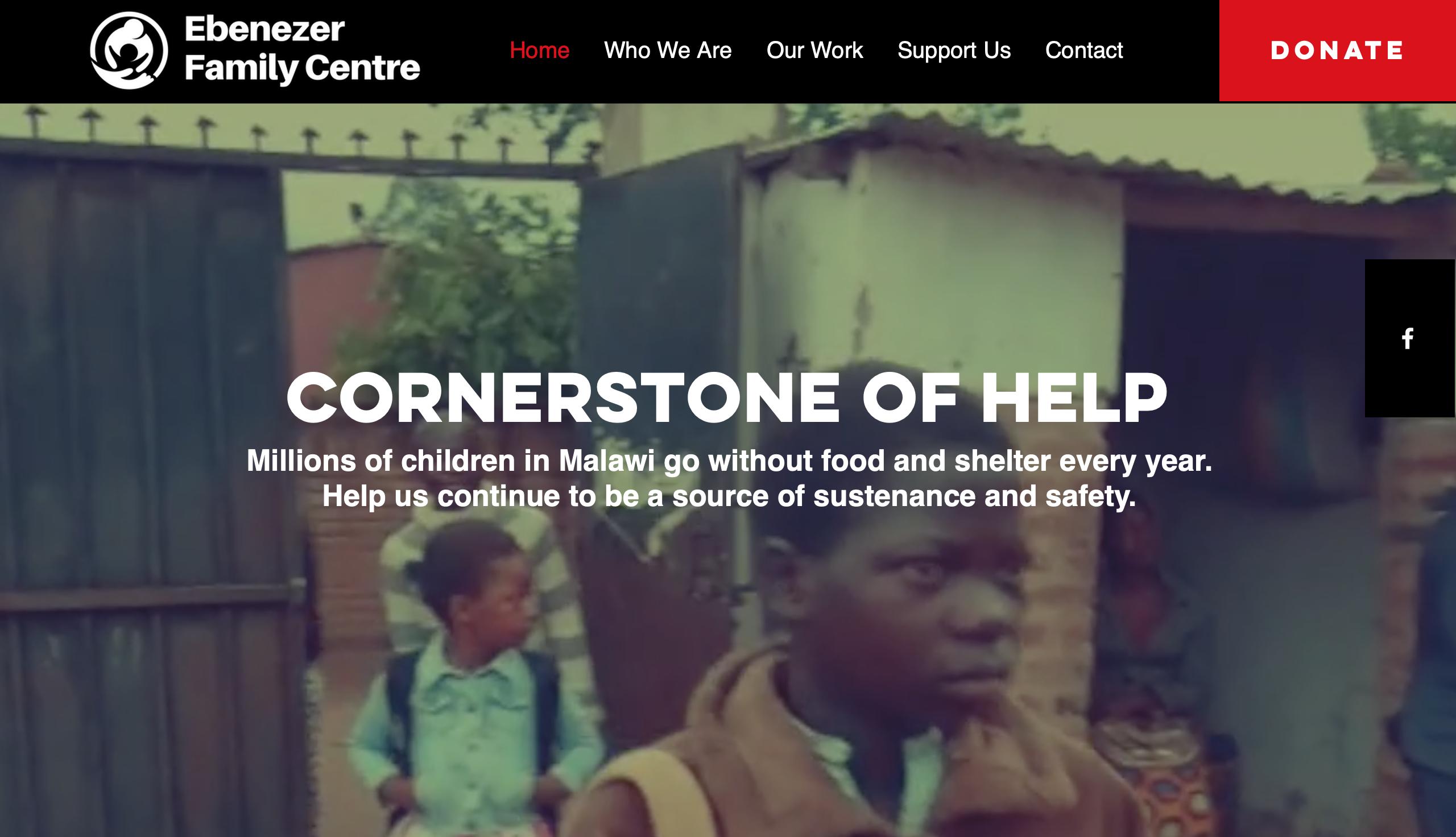 Ebenezer Family Centre Website