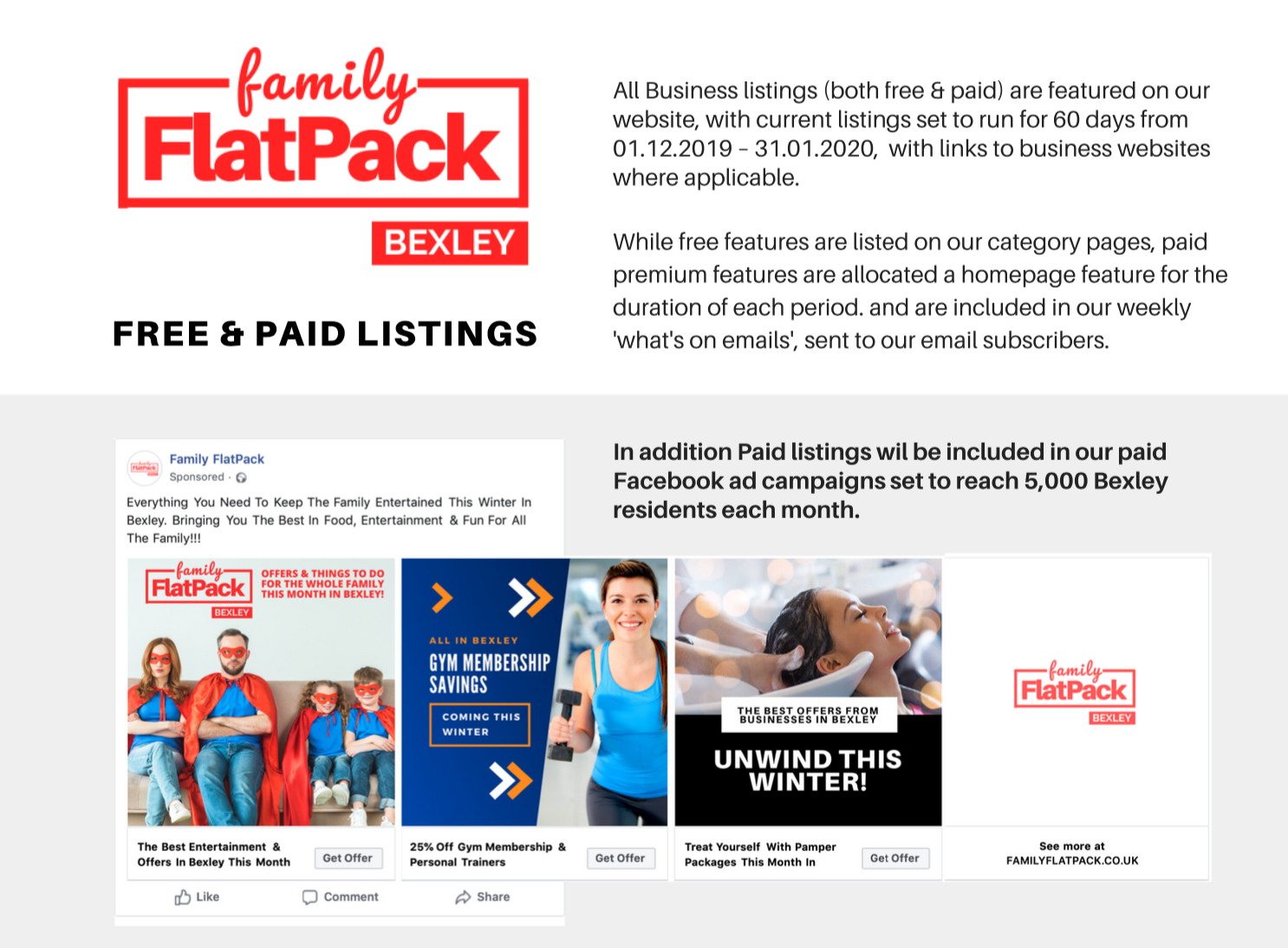 Company Documents | Family FlatPack