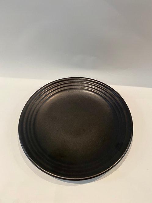 Wave Entree Plate 21cm, Slate