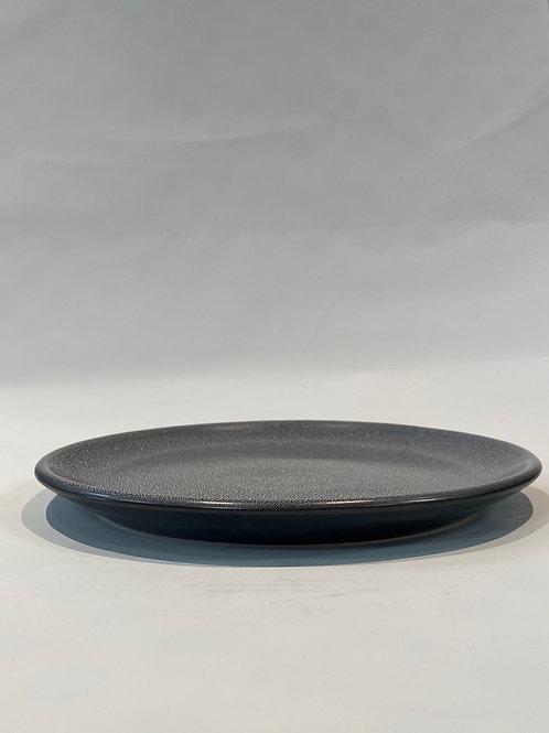 Classic Coupe Dinner Plate 27cm, Black Foam.