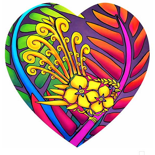 Ceramic NZ Hearts