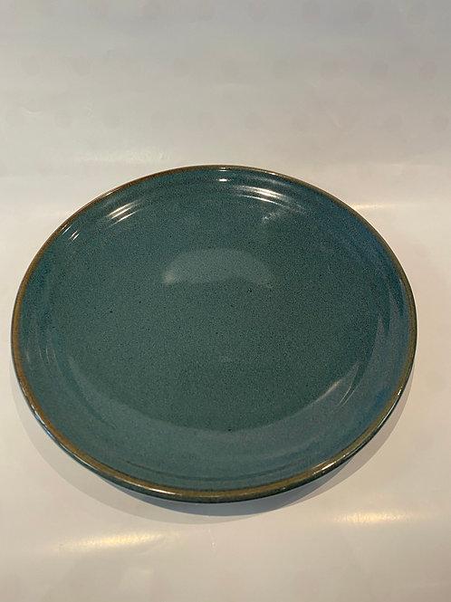 Wave Dinner Plate 27cm, Hazy Blue