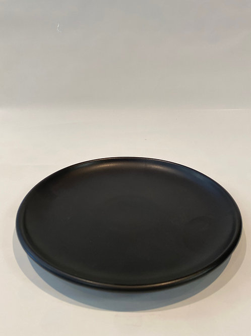 Classic Coupe Dinner Plate 28cm, Slate.