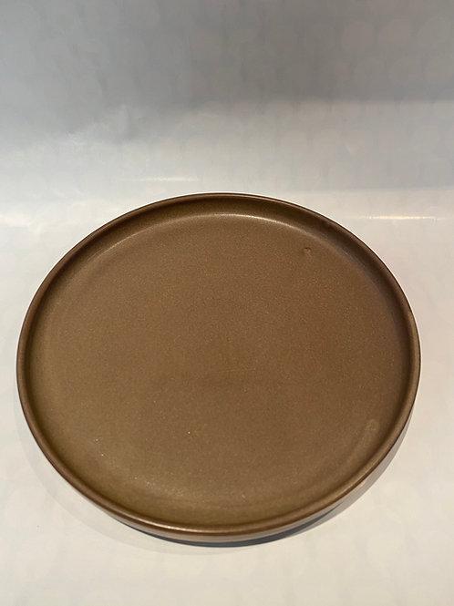 Scandi Lunch Plate 24cm, Riverbank