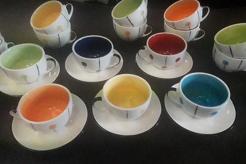 Lollipop cup collection