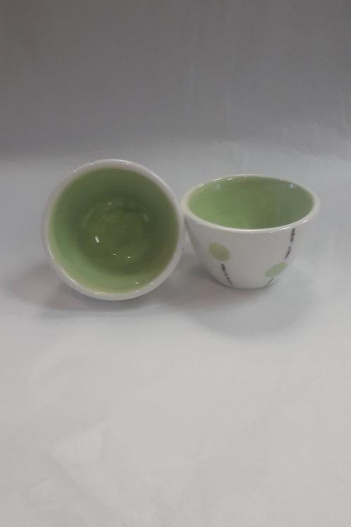 Light Green Dipping bowl