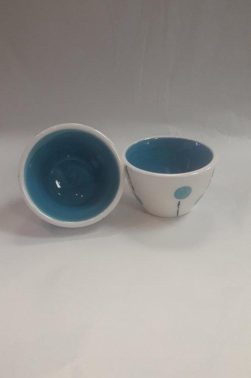 Light Blue Dipping bowl