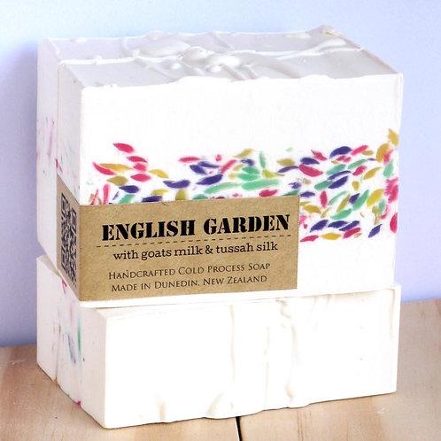 Ingaford Handmade Soap - English Garden