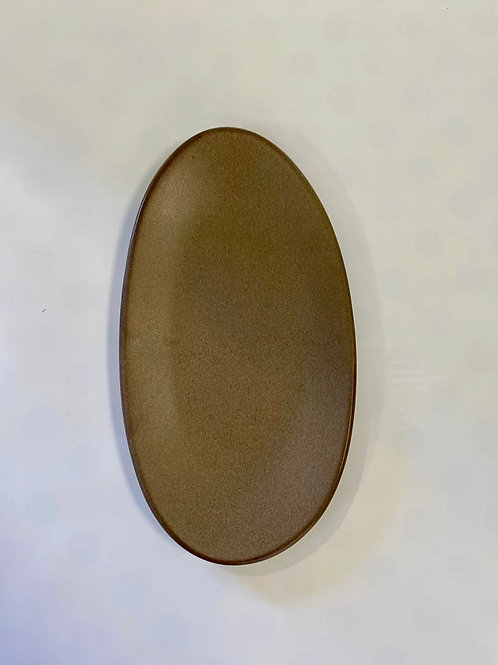Freedom Oblong Platter 37cm, Riverbank.