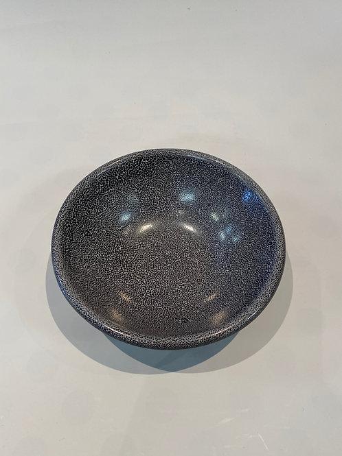 Classic Coupe Dessert Bowl 16cm, Black Foam.