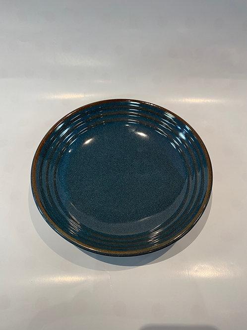 Wave Pasta Bowl 21cm, Hazy Blue