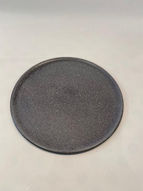 Classic Coupe Pizza Plate 32cm, Black Foam.