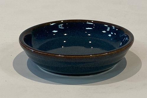 Classic Coupe Pasta Bowl 21cm, Hazy Blue.