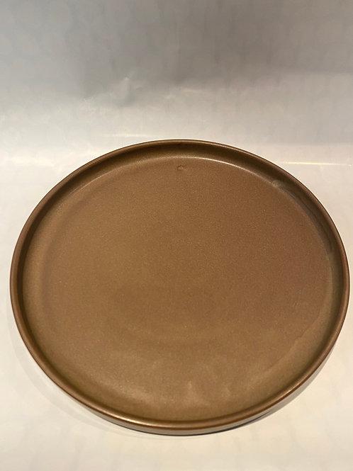 Scandi Dinner Plate 27cm, Riverbank