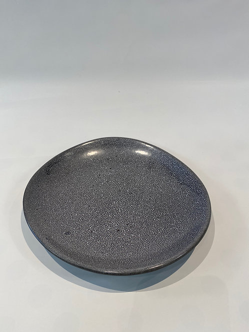 Freedom Entree Plate 22cm, Black Foam.