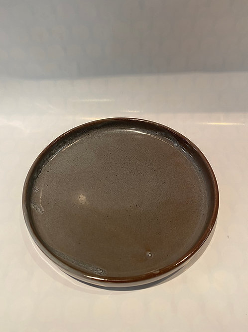 Scandi Entree Plate 21cm, Steel