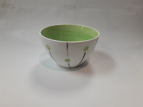 Cereal Bowl light green