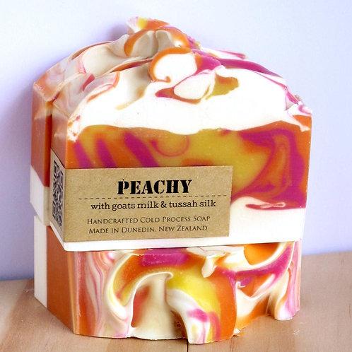 Ingaford Handmade Soap - Peachy