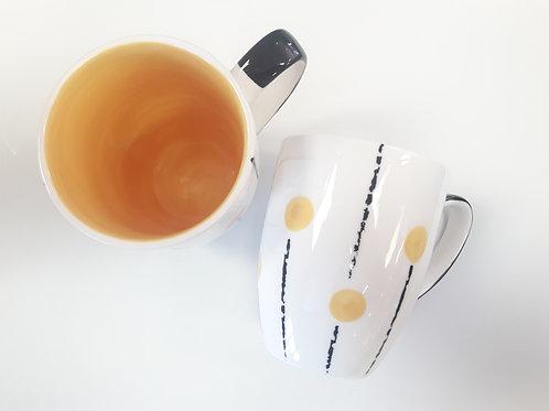 Lollipop Mug Yellow