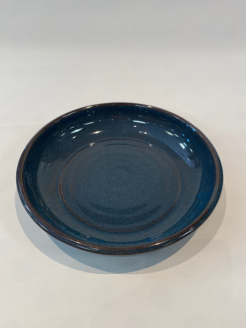 Potter's Mark Presentation Bowl 27cm, Hazy Blue.