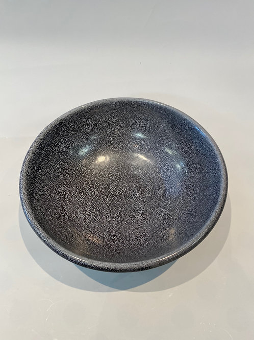 Potter's Mark Ramen Bowl 22cm, Black Foam.