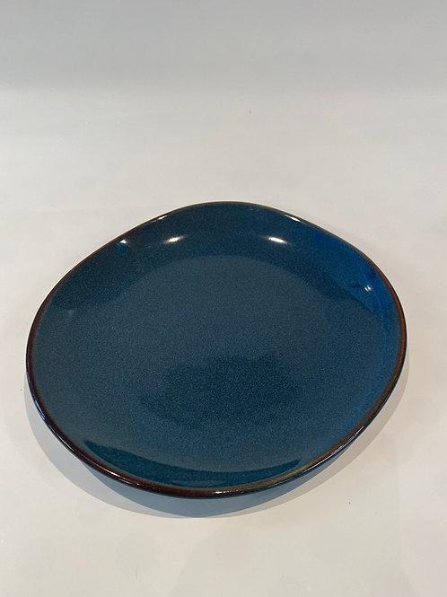 Freedom Dinner Plate 28cm, Hazy Blue.