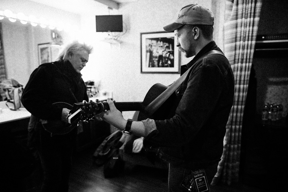 Tyler Childers & Marty Stuart