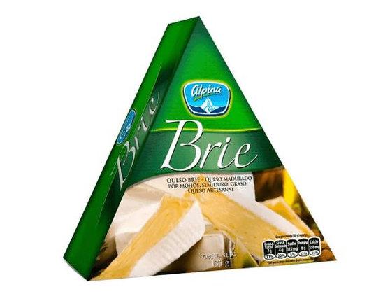 Queso Brie Alpina x 135g