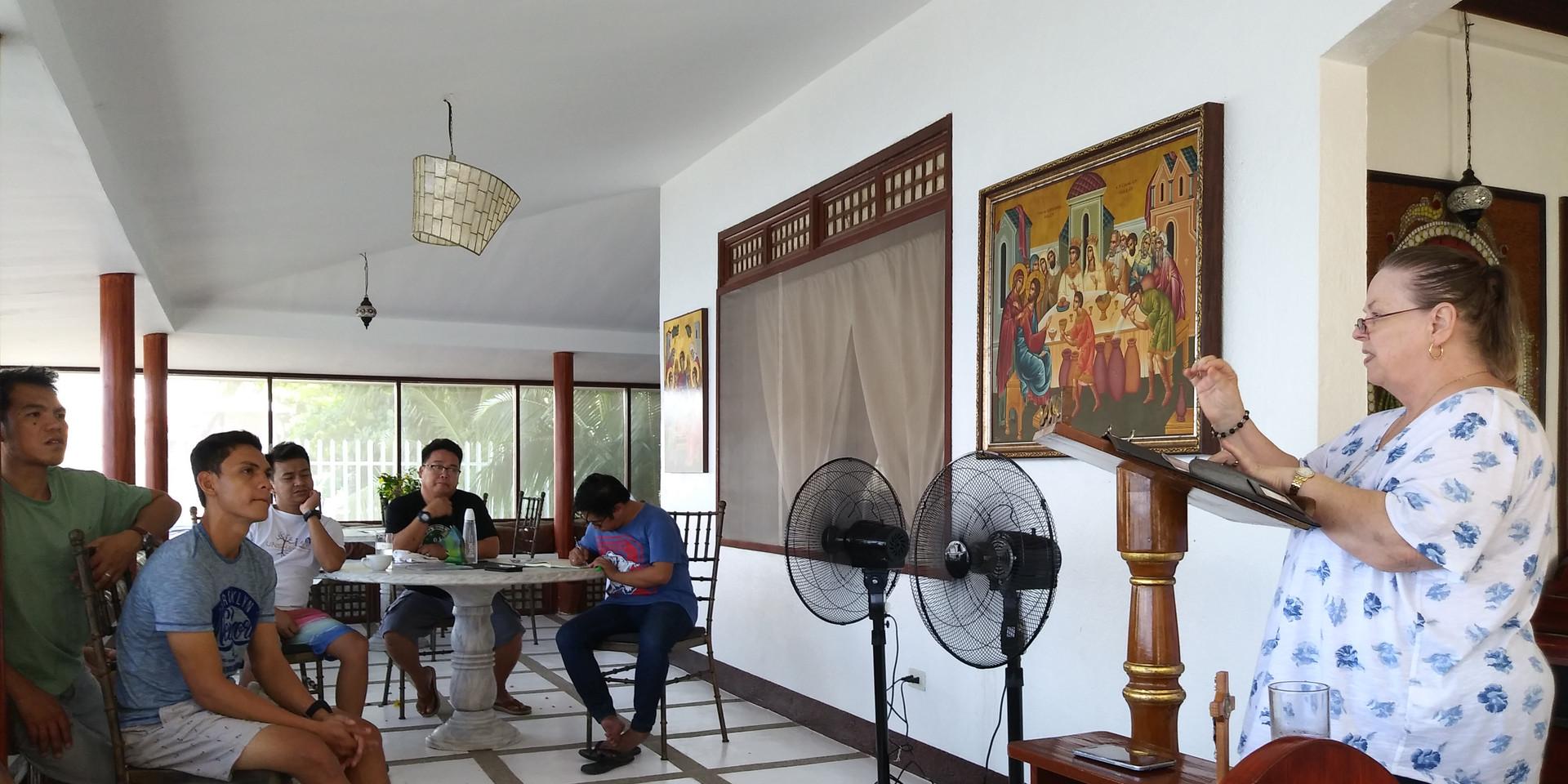 Teaching Seminarians