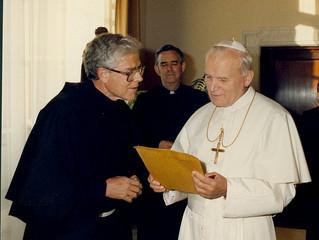 "Fr. Michael Scanlan, TOR: ""Priest of Fire"""
