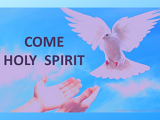 St. Joseph and Intimacy with the Holy Spirit