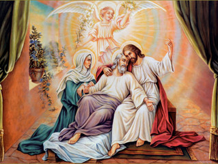 Holy Week with St. Joseph; Increase in Signs and Wonders