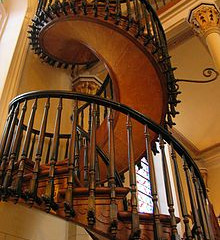 Miracle Power: the Staircase and the Word
