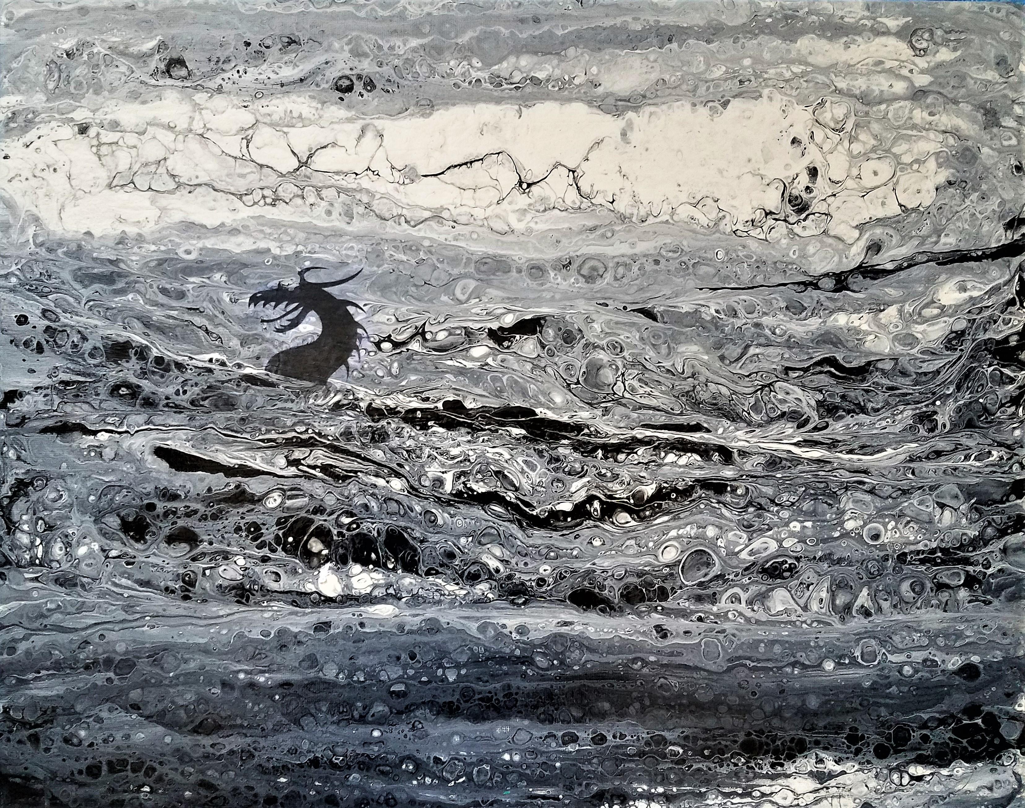 Black Water Dragon