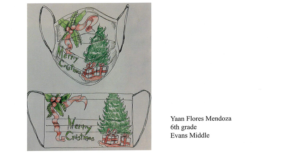 Yaan Flores Mendoza- Honorable Mention