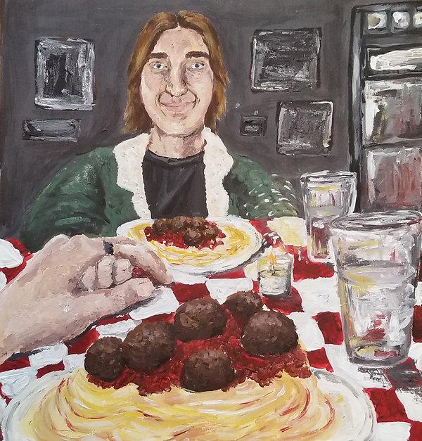Ida Lee Lunsford 11th Date Night Pasta .