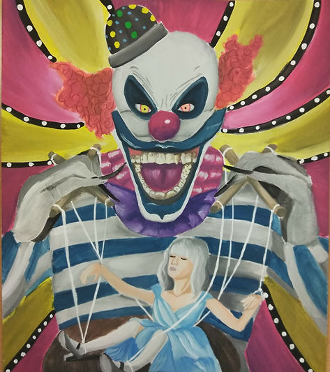 Michell Torres 12th - Coulrophobia.jpg