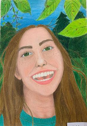 Kaitlyn Eason 11th Expressive Portrait.j