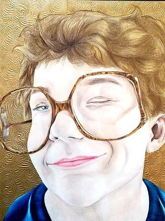 Ida Lee Lunsford 11th Expressive Portrai