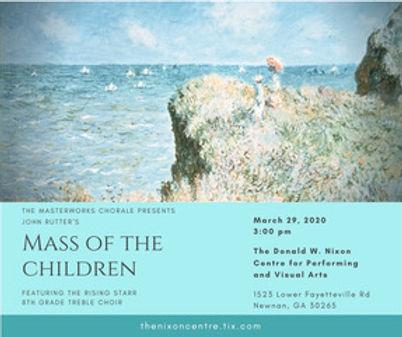 Copy of Spring Concert Impressionist FAC