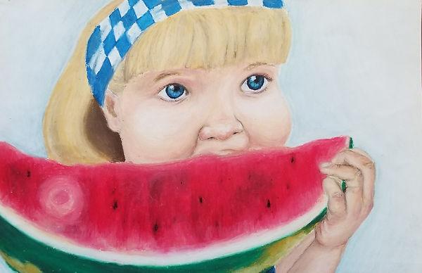 Ida Lee Lunsford 11th Watermelon .jpg