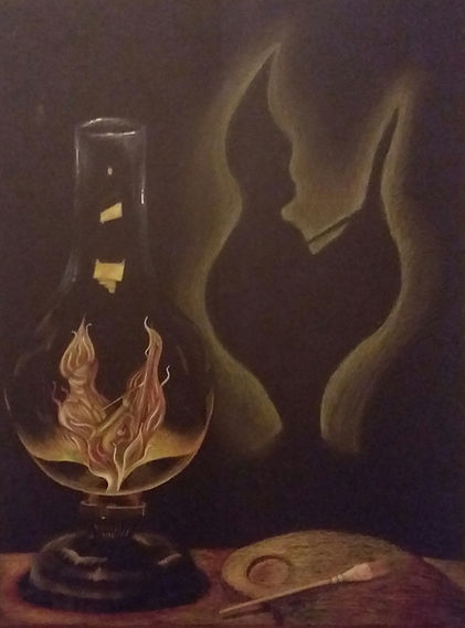 Eva Inostroza 12th Burn the Midnight Oil