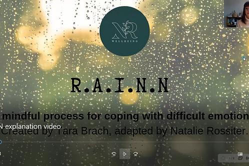 RAINN resource kit