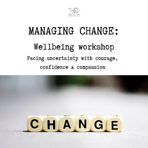Managing Change Workshop