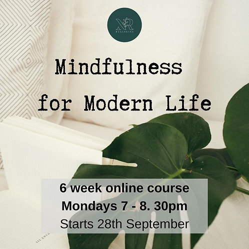 Mindfulness for Modern Life Course