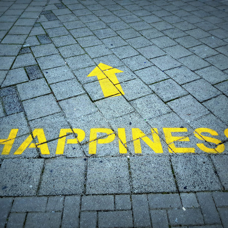 Happiness sucks