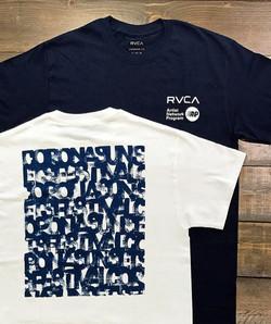 Corona Extra x RVCA x baanai T-shirt