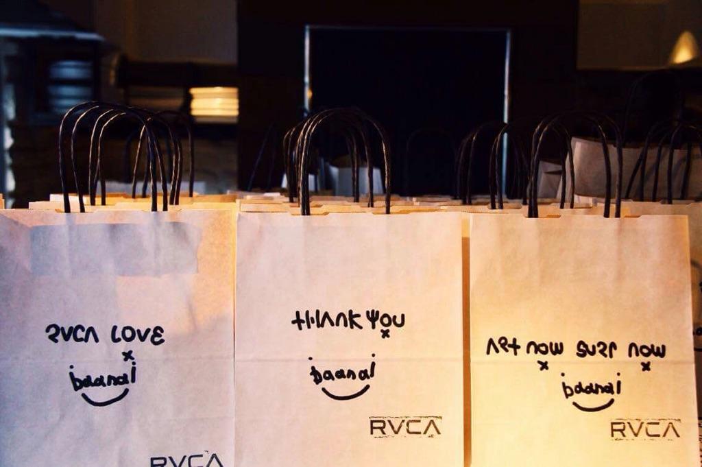 RVCA WOMENS 2017 PREVIW at EBISU